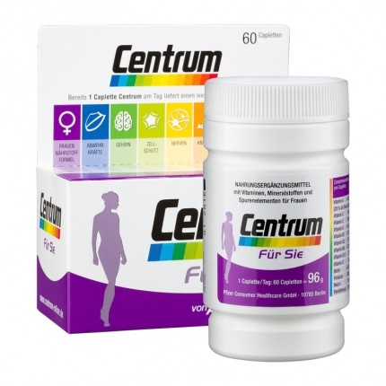 Centrum For Her Caplets