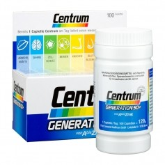 Centrum Generation 50+, kapletter