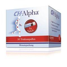 CH-Alpha, Trinkampullen