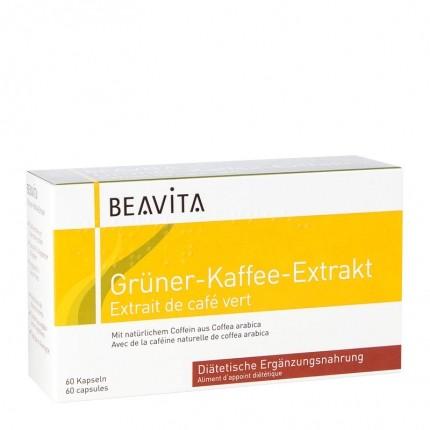CH 3 x BEAVITA Grüner-Kaffee-Extrakt, Kapseln