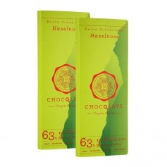 ChocQlate Virgin Cacao Schokolade, Hanfsamen