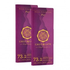 ChocQlate Virgin Cacao Schokolade, pur