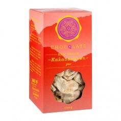 Chocqlate Raw Cacao Snack Kakaobohnen pur