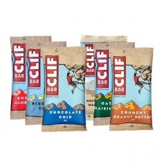 6 x CLIF Bar Riegel Test-Mix