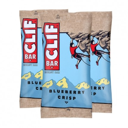 CLIF Bar Blueberry Crisp, Riegel