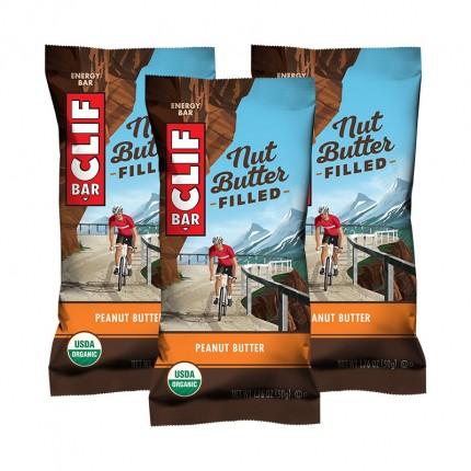 CLIF Bar Bio Nut Butter Filled, Peanut Butter, Riegel