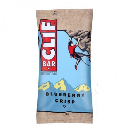 6 x CLIF Bar Blueberry Crisp, Riegel