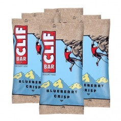 6 x CLIF BAR, Blueberry Crisp