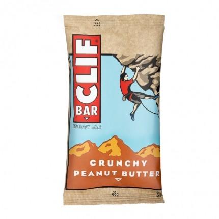 6 x CLIF Bar Crunchy Peanut Butter, Riegel