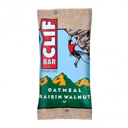 6 x CLIF Bar Oatmeal Raisin Walnut, Riegel