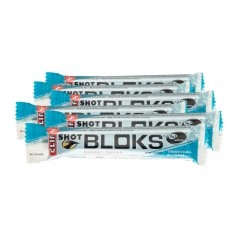 6 x CLIF BAR Shot Blocks Tropical Punch