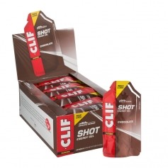 CLIF Bar Shot Gel Chocolate