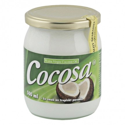 Cocosa Extra Virgin Coconut Oil KRAV