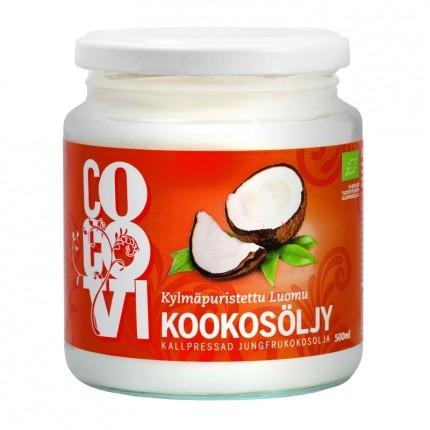 CocoVi Kylmäpuristettu kookosöljy