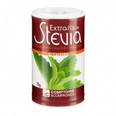Comptoirs & Compagnies BOITE POUDRE EXTRAITS DE STEVIA
