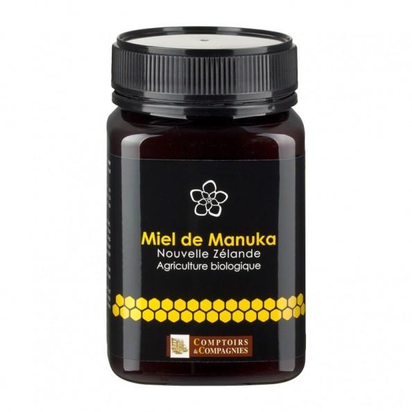 Comptoirs compagnies miel de manuka bio nu3 - Miel de manuka comptoir et compagnie ...