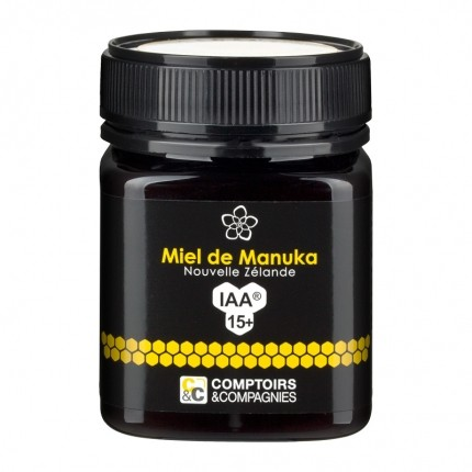Comptoirs compagnies miel de manuka iaa15 nu3 - Miel de manuka comptoir et compagnie ...