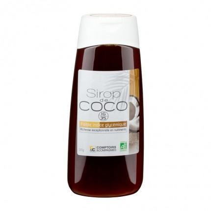 Comptoirs Compagnies Sirop De Coco Bio Nu3