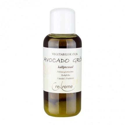 Köpa billiga Crearome Grön Avocado-olja online