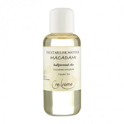 Köpa billiga Crearome Macadamiaolja, EKO online
