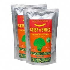 CrispnSmile Knuspriges Gemüse, Broccoli
