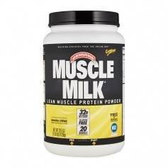 Cytosport Muscle Milk Banana, Pulver