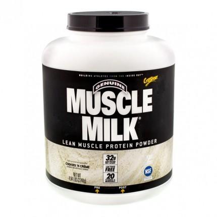 Cytosport Muscle Milk Cookies & Cream, Pulver