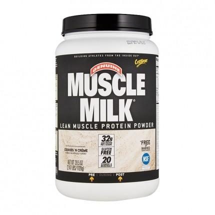 Cytosport Muscle Milk, Cookies, Pulver