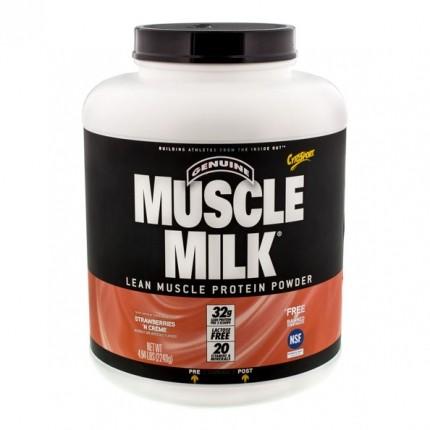 Cytosport Muscle Milk, Erdbeere, Pulver