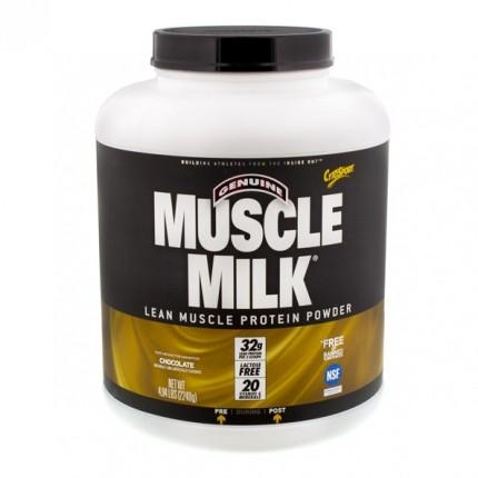 Cytosport Muscle Milk, Schokolade, Pulver