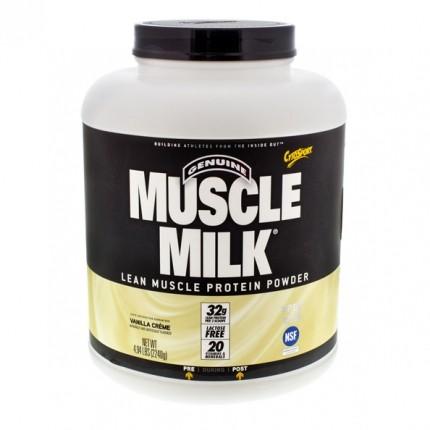 Cytosport Muscle Milk, Vanille, Pulver