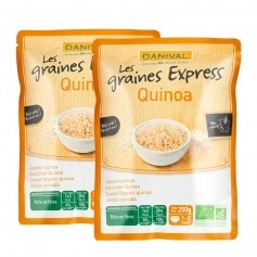 Danival, Quinoa express, lot de 2