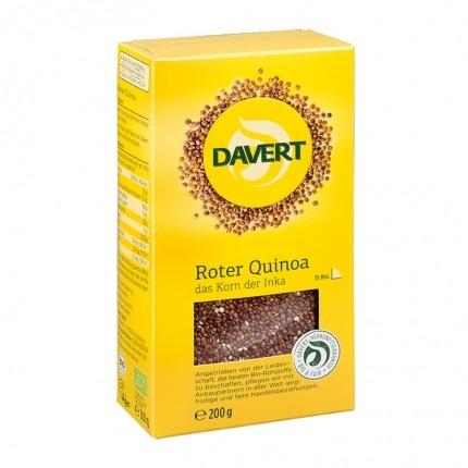 2 x Davert Roter Bio-Quinoa