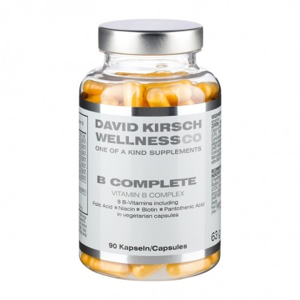 David Kirsch Wellness Co B Complete, Kapseln