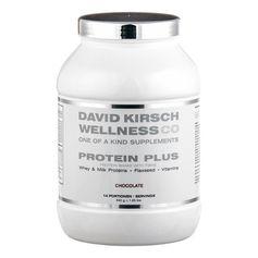 David Kirsch Wellness Co Protein Plus Chocolate