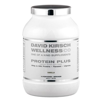 David Kirsch Wellness Co Protein Plus Vanilla