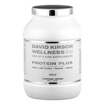 David Kirsch Wellness Co Protein Plus, Vanille, Pulver