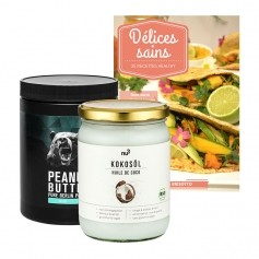 Délices sains, Healthy Food Creation, pack gourmand