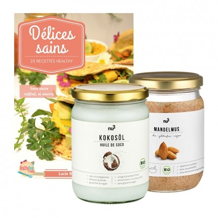 Délices sains, Healthy Food Creation, pack pâtisserie
