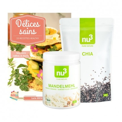 Délices sains, Healthy Food Creation, pack sans gluten