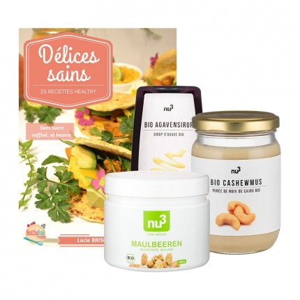 Délices sains, Healthy Food Creation, pack superfood