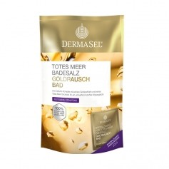 DermaSel Exclusive Dead Sea Bath Salts Gold Rush