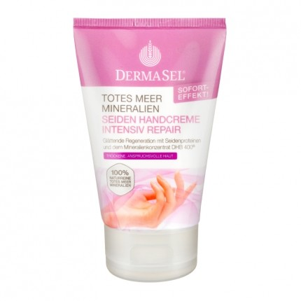 DermaSel Dead Sea Mineral Hand Cream Silk Intensive Repair
