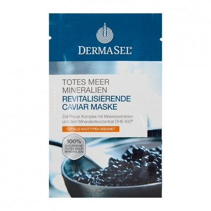 DermaSel Exclusive Dead Sea Caviar Mask