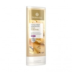 DermaSel Exclusive Dead Sea Gold Rush Shower Gel