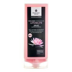 DermaSel Exclusive Dead Sea Lotus Flower Shower Gel