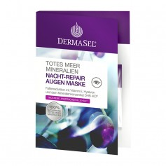 DermaSel Exclusive Dead Sea Night Repair Eye Mask