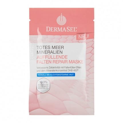DermaSel SPA Dead Sea Wrinkle Repair Face Mask