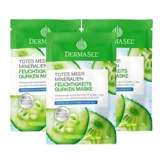 DermaSel SPA Dead Sea Moisture Face Mask