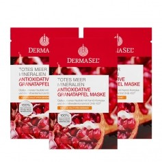 DermaSel SPA Dead Sea Pomegranate Face Mask